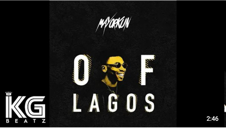 Download Instrumental Mayorkun – Of Lagos (Prod. By KG Beatz)