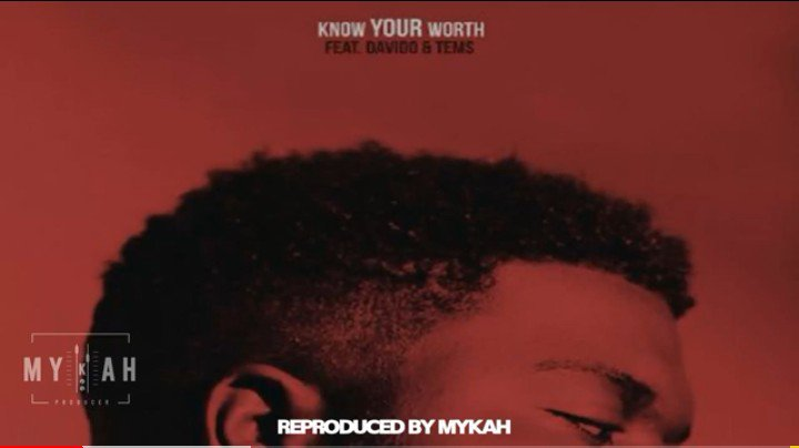 Download Instrumental Khalid ft. Davido x TEMS – Know Your Worth (Reprod. By Mykah)