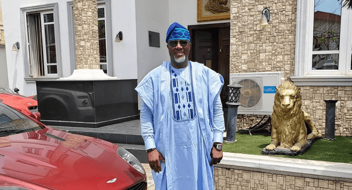 """I've received 2 international calls threatening me to quit campaign against 5G"" – Dino Melaye"
