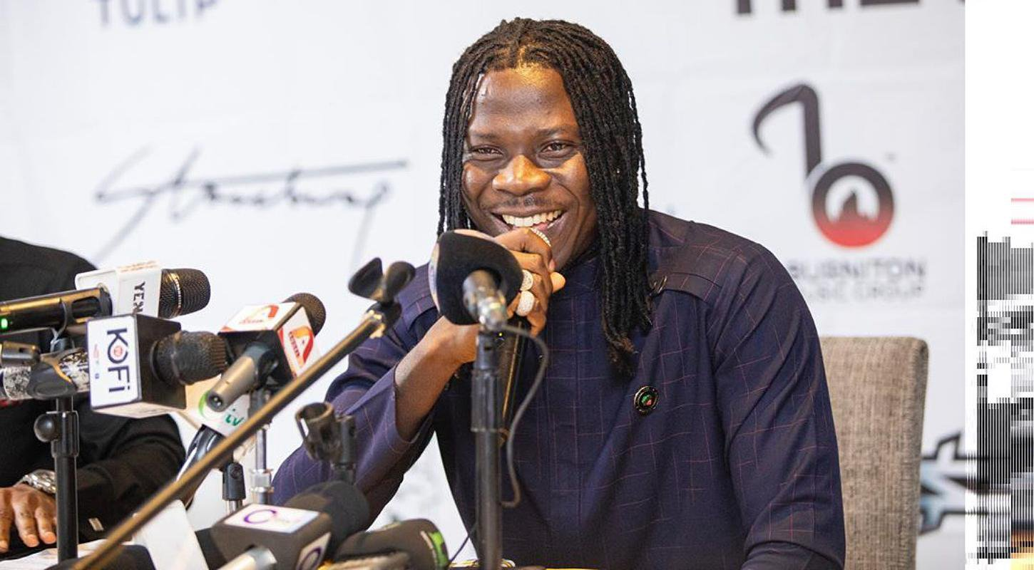 'Nigerian artistes always pass through Ghana before they blow' – Ghanaian singer, Stonebwoy alleges