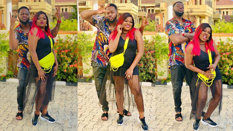 BBNaija's Teddy A features on Funke Akindele's Jenifa's Diary