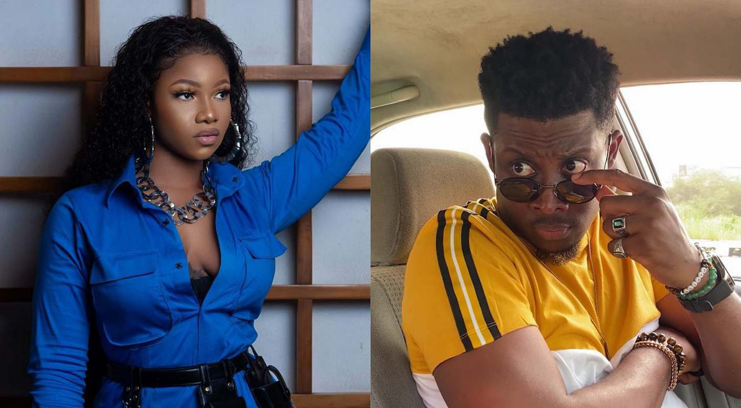 """""""What is Seyi, what is that noun? I don't know what that is"""" – BBNaija's Tacha disses Seyi"""