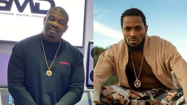 Don Jazzy publicly reveals he never had money-related issues with D'banj
