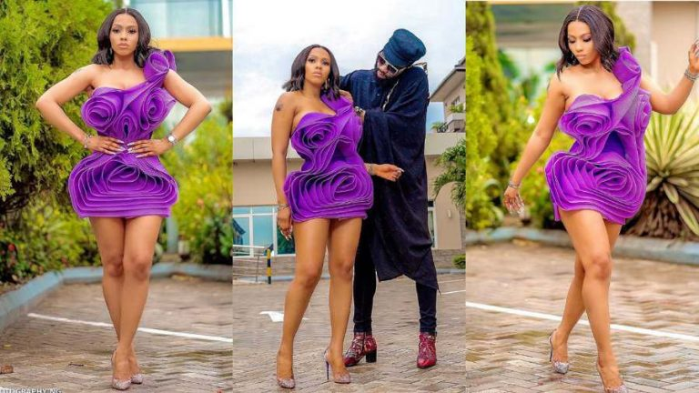 BBNaija's Mercy Eke goes merciless in new stunning photos