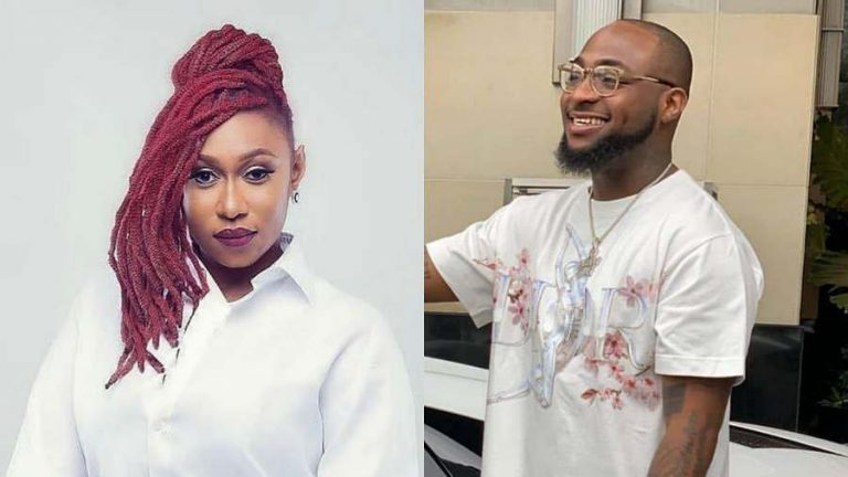 Davido about to bring back singer, Cynthia Morgan's career after she claimed, Jude Okoye destroyed it