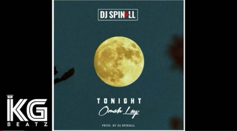 Download Instrumental Dj Spinall Ft Omah Lay – Tonight (Reprod. By KG Beatz)