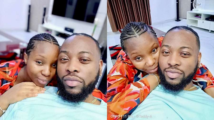 A dose of BBNaija's BamTeddy in new photos
