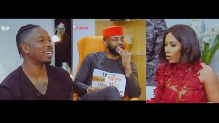 Day 17: BBNaija Pepper Dem Reunion: 'Ike is quite different from other guys I've dated' – Mercy tells Ebuka