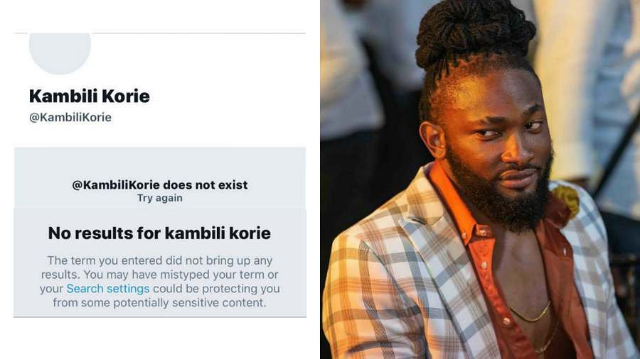 BB Africa Uti Wachukwu's rape accuser disappears after he petitions Police