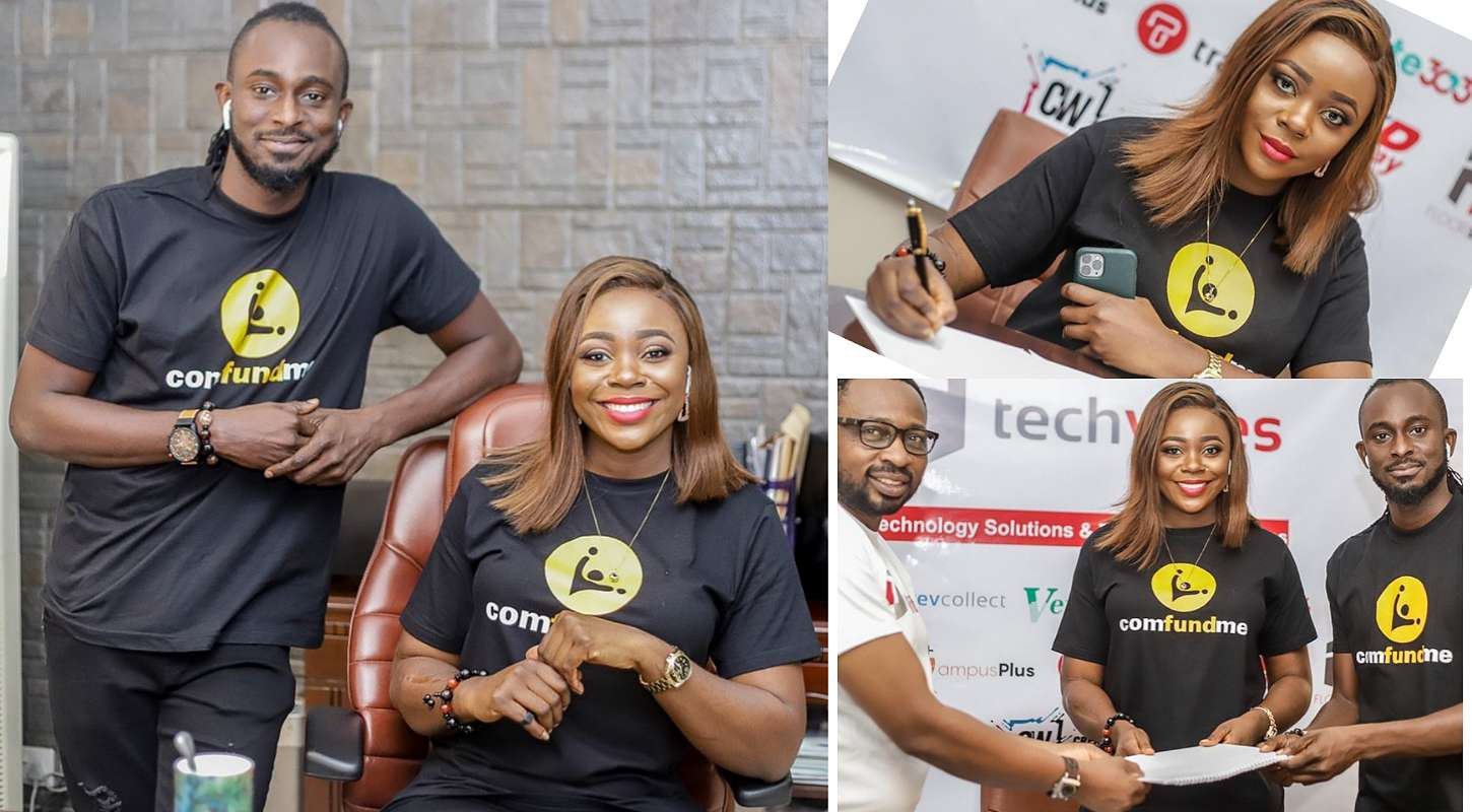 Ultimate Love stars, Presh and David secure first endorsement