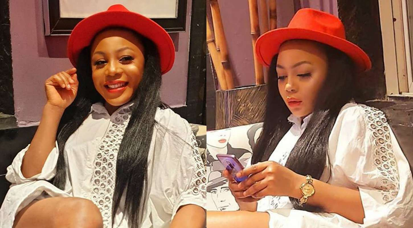 'Don't talk to me if you can't take pictures without makeup' – BBNaija's Ifu Ennada