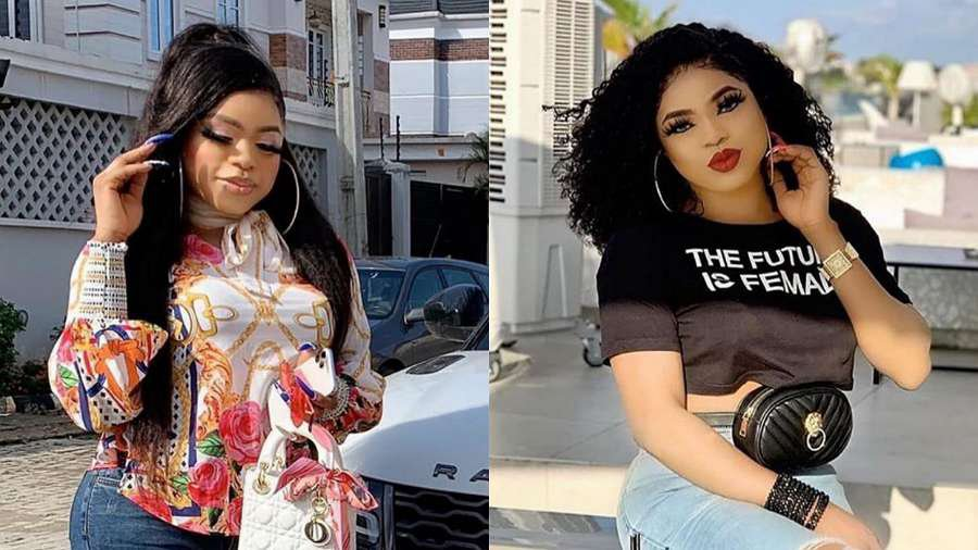 'My parents pressurize me to come home with my husband' – Bobrisky