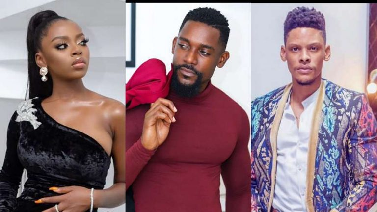 Day 18: BBNaija Pepper Reunion: More spills as Elozonam explains how Diane left him at party, follows Mawuli