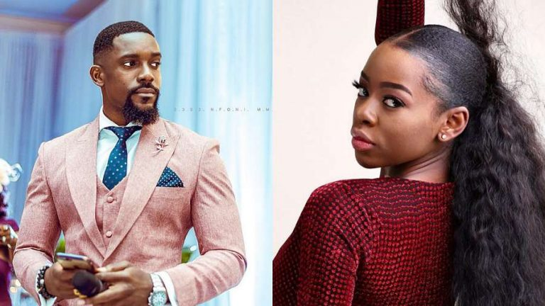 'I would betray my country for this Ghanaian jollof' – BBNaija's Diane gushes over actor Mawuli
