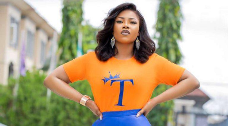 'Someone refuses helping me in my project because I support Tacha' – A fan cries out