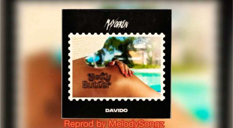 Download Instrumental Mayorkun ft. Davido – Betty Butter (Reprod by Melodysongz)