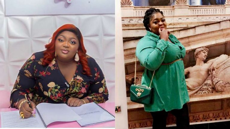 Actress, Eniola Badmus about to set world record, signs weight-loss deal