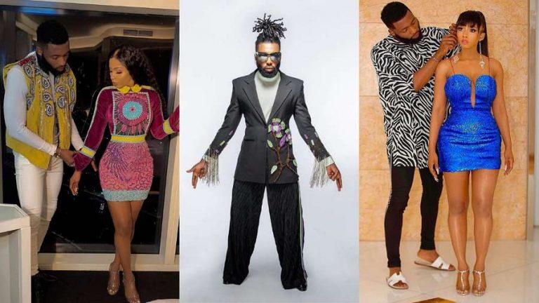 Mercy Eke celebrates her stylist, Swanky Jerry as he turns new age