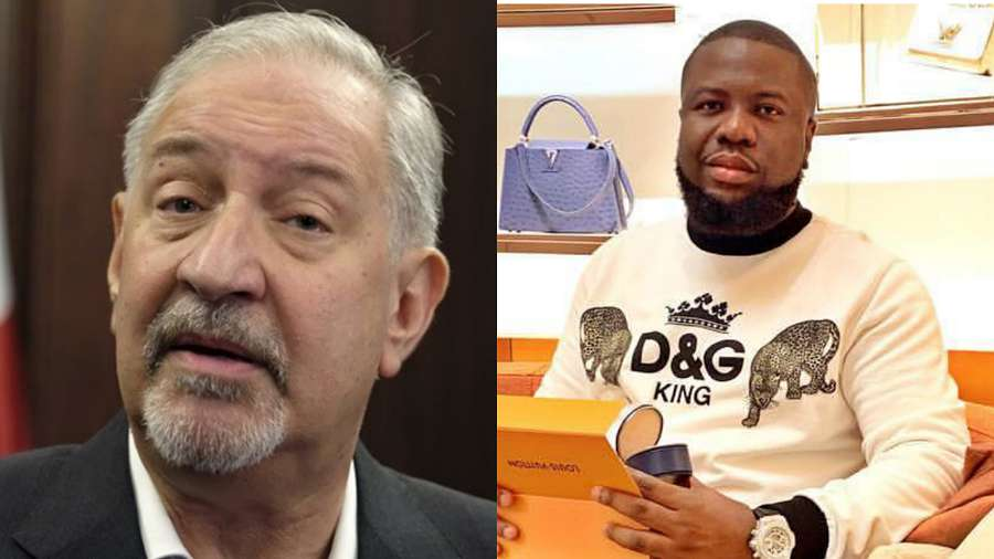 Hushpuppi reportedly hires former Michael Jackson's lawyer, Mark Geragos