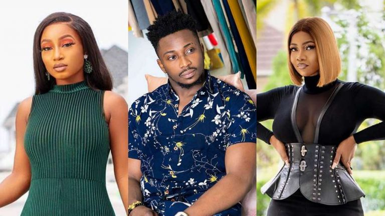 BBNaija's Tacha explains why she unfollowed Sir Dee, Esther, Omashola on Instagram