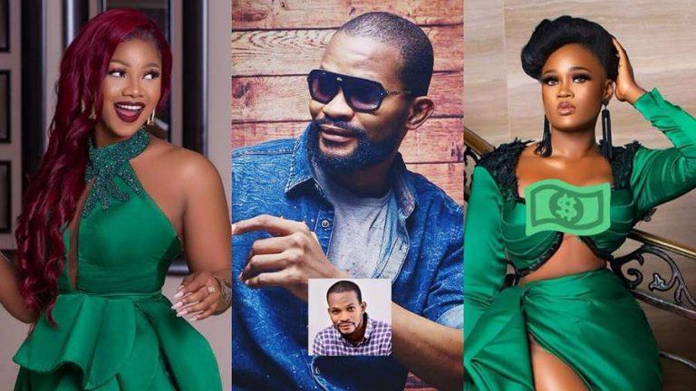 Uche Maduagwu compares BBNaija Cee C's fans with Tacha's