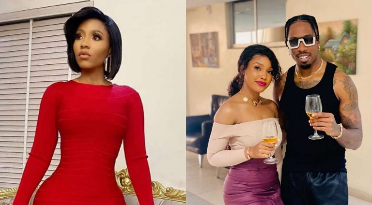 'You dey crase' – Ike tells fan who says actress Ruby is more beautiful than Mercy Eke