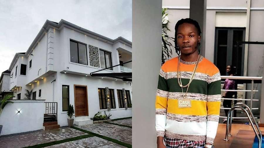 Singer Naira Marley buys 5th mansion in Lekki