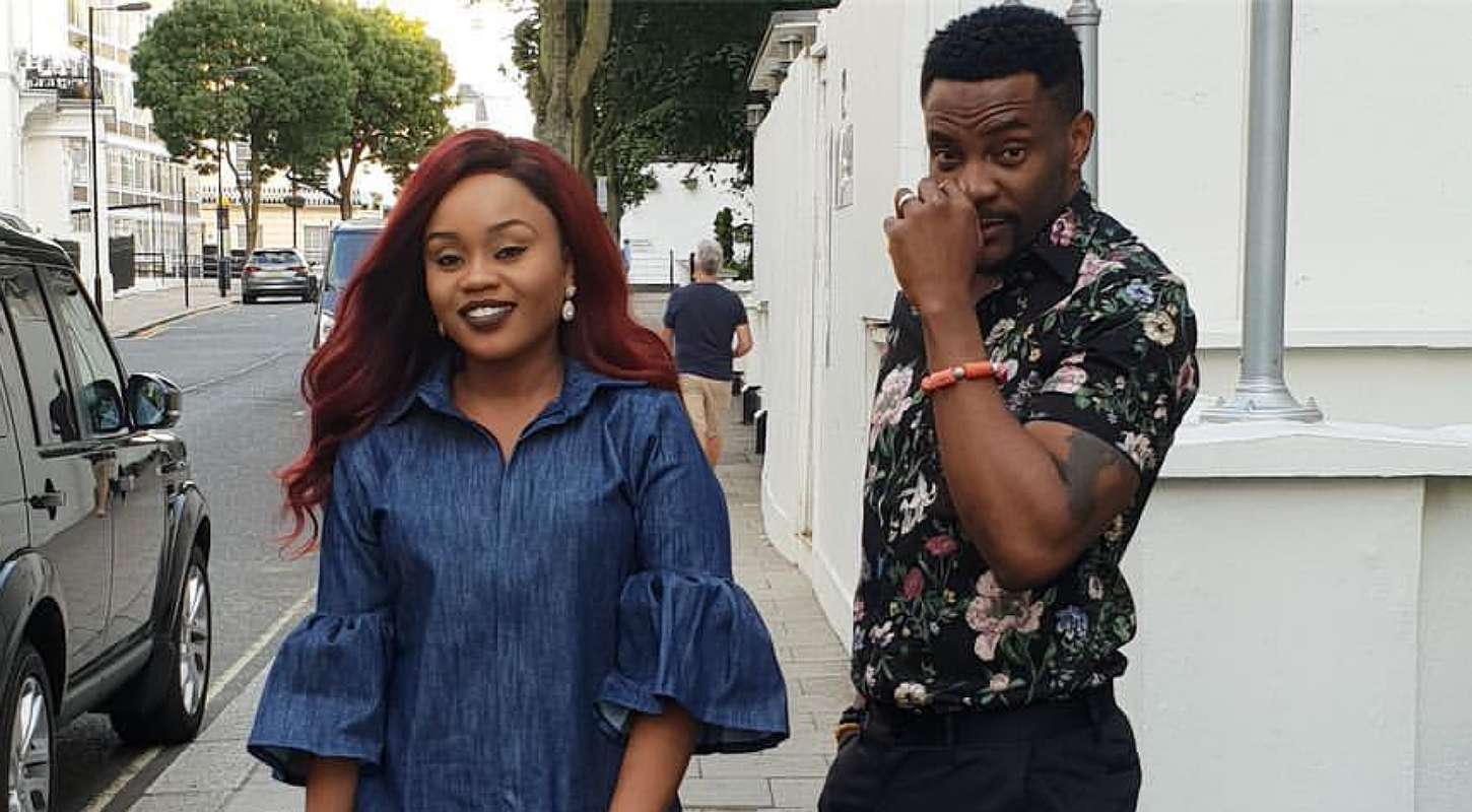 We are worried! BBNaija host, Ebuka's wife, Cynthia says open marriage is totally acceptable