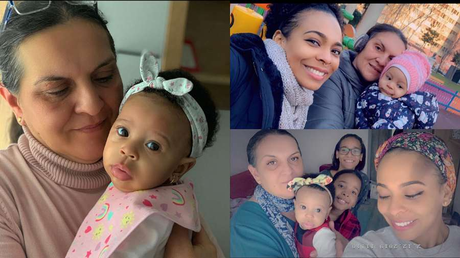 BBNaija's TBoss showers mom fountain of blessings as she turns new age