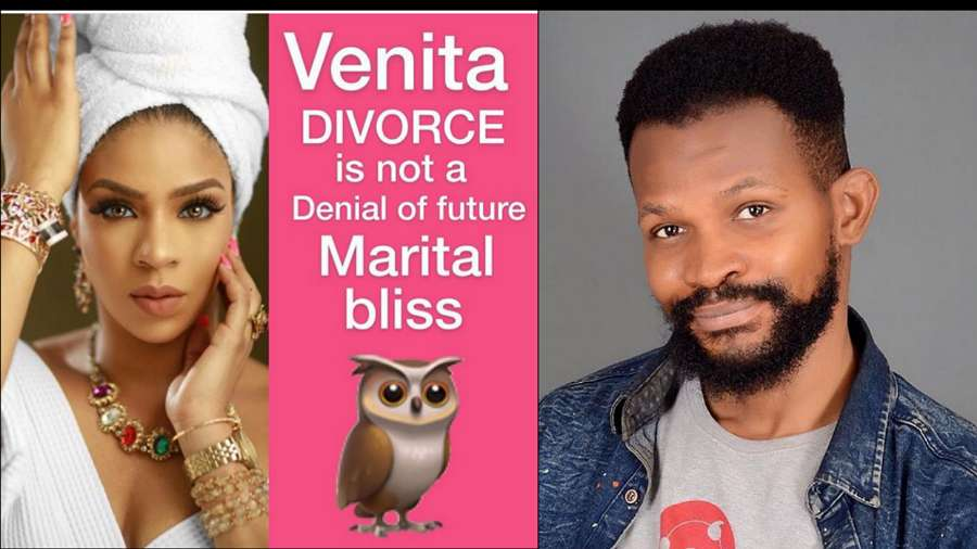 'BBNaija Venita's divorce is not denial of future marital bliss' – Uche Maduagwu
