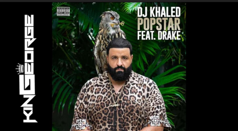 Download Instrumental DJ Khaled ft Drake – Popstar (Reprod. By Kingeorge)
