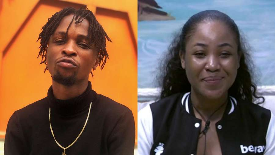 BBNaija2020: Erica saw in Laycon what other housemates couldn't; Here's what she told Biggie