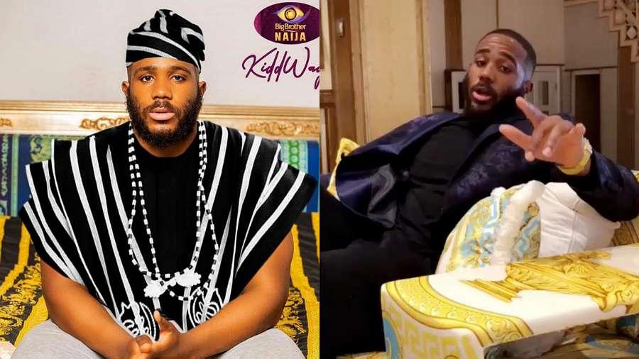 BBNaija 2020: Terry Waya reveals why he allowed Kiddwaya to participate in reality show | PEAKVIBEZ