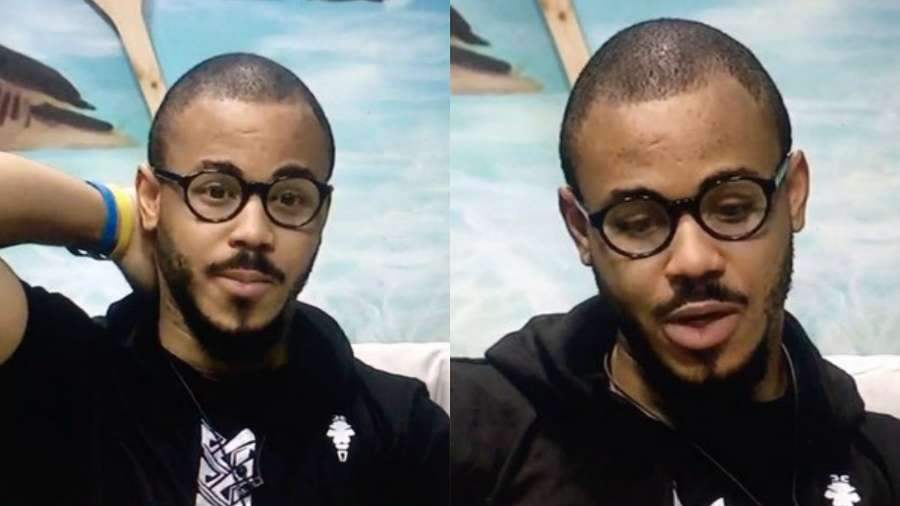 BBNaija2020: Biggie advises Ozo to stop finding love in the House and focus on his game