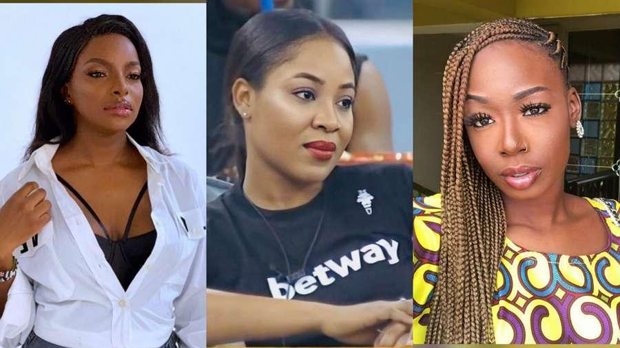 BBNaija2020: How Wathoni and Tolanibaj tried poisoning Erica's mind over Kiddwaya