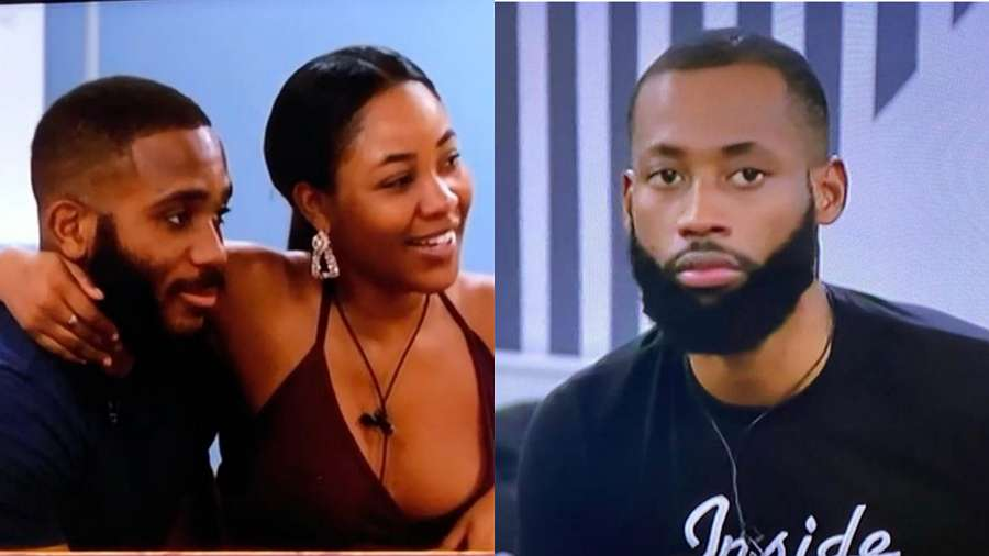 BBNaija2020: Kiddwaya and Erica advise Tochi on how to get Wathoni or Tolanibaj to love him
