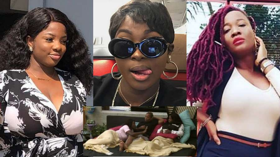 BBNaija: What Lucy, Ka3na, Dorathy gossiped about co-Housemates