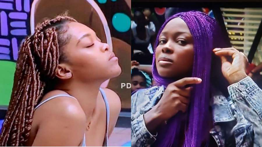 BBNaija: Ka3na and Lilo have been evicted