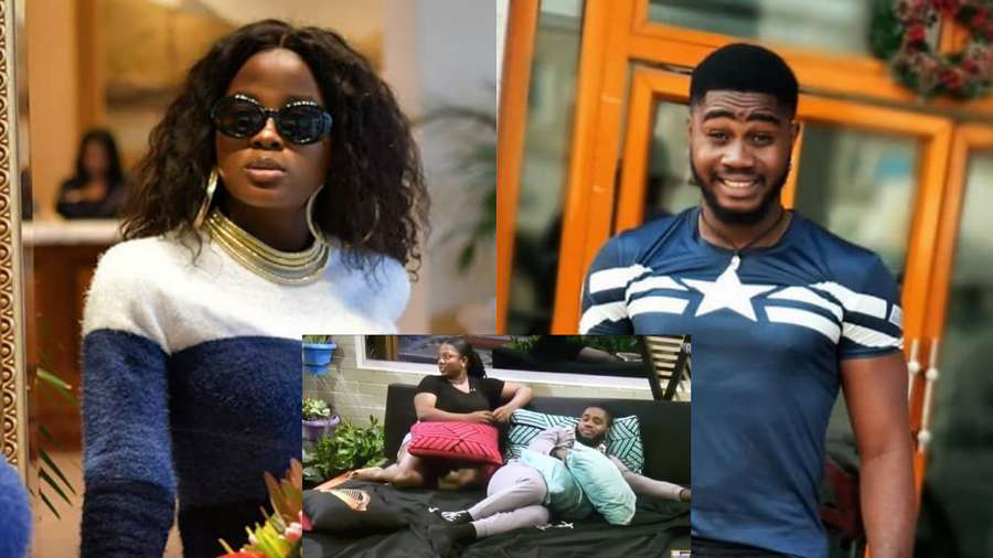 BBNaija: 'Ka3na used to be good to me at night' – Praise