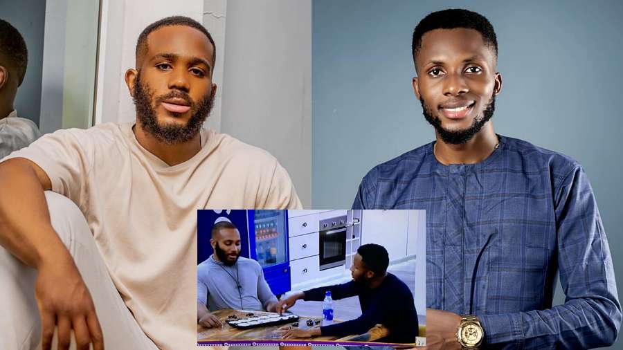 BBNaija: Brighto queries Kiddwaya on why he did what he did with Erica