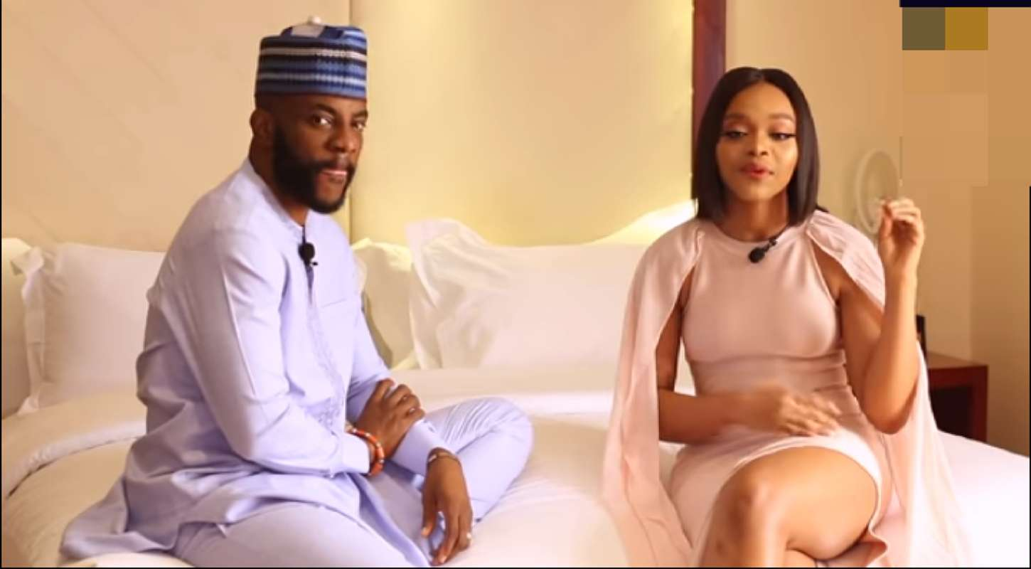BBNaija: 'My feelings for Eric made me loose focus' – Lilo tells Ebuka in interview