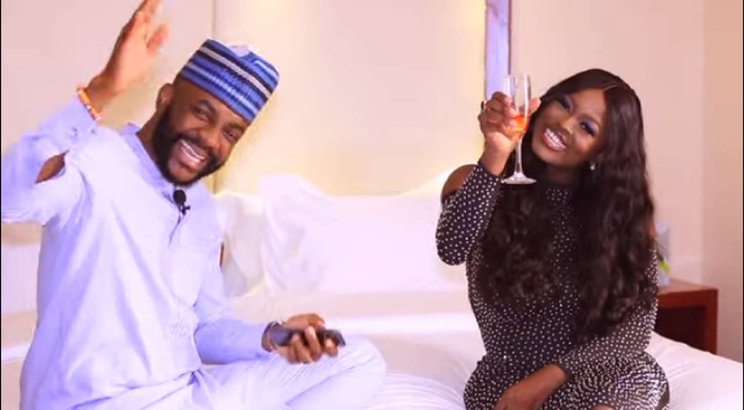 BBNaija: 'I felt cold that night and asked Praise to come over let's cuddle' – Ka3na tells Ebuka in interview