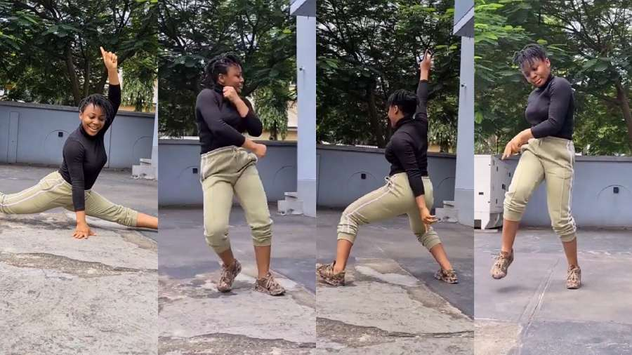 After undergoing dance training, BBNaija's Ifu Ennada releases mind-blowing dance video