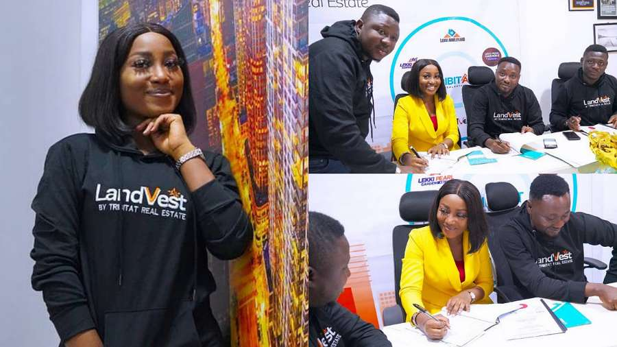 BBNaija: Esther seals new deal with real estate firm