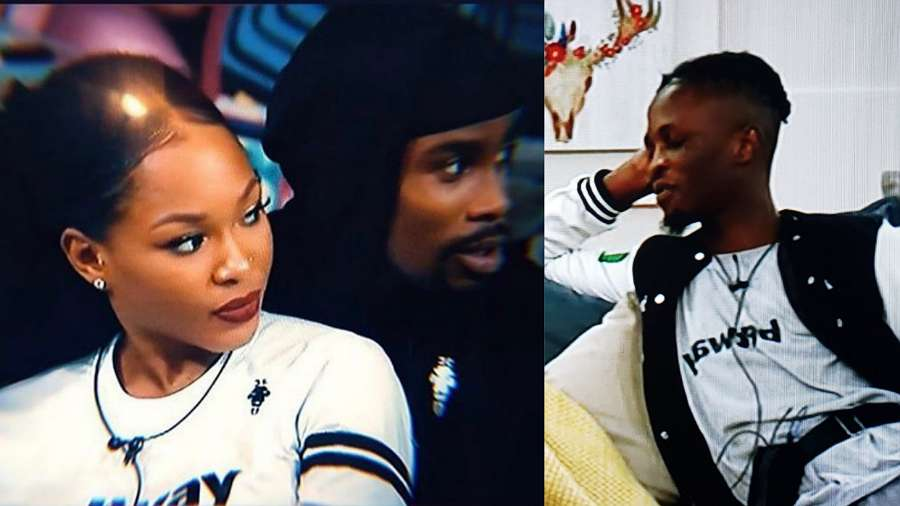 BBNaija: Vee, Neo manipulate Laycon to see Erica as bad girl (video)
