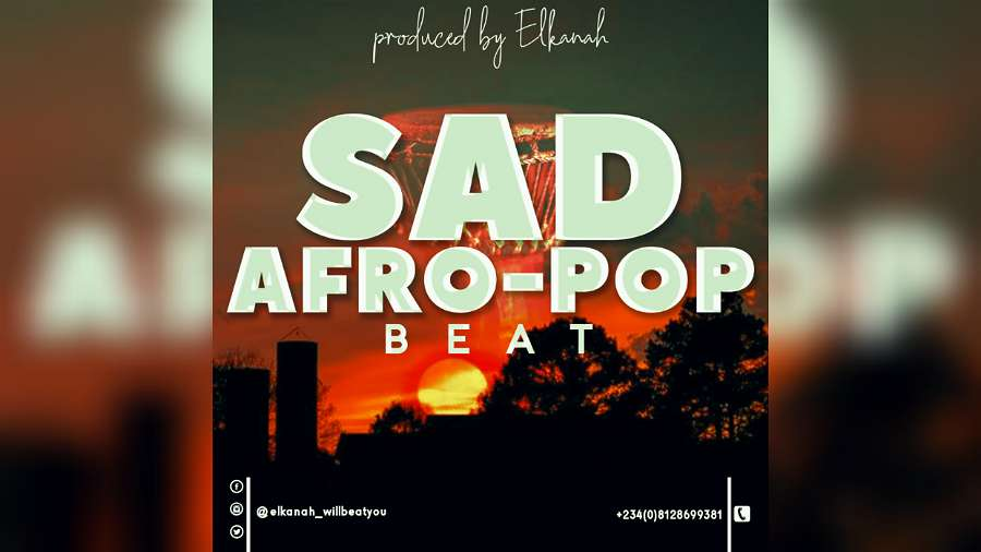 Download Freebeat Sad – Omah Lay Type Beat Instrumental (Prod. By Elkanah)