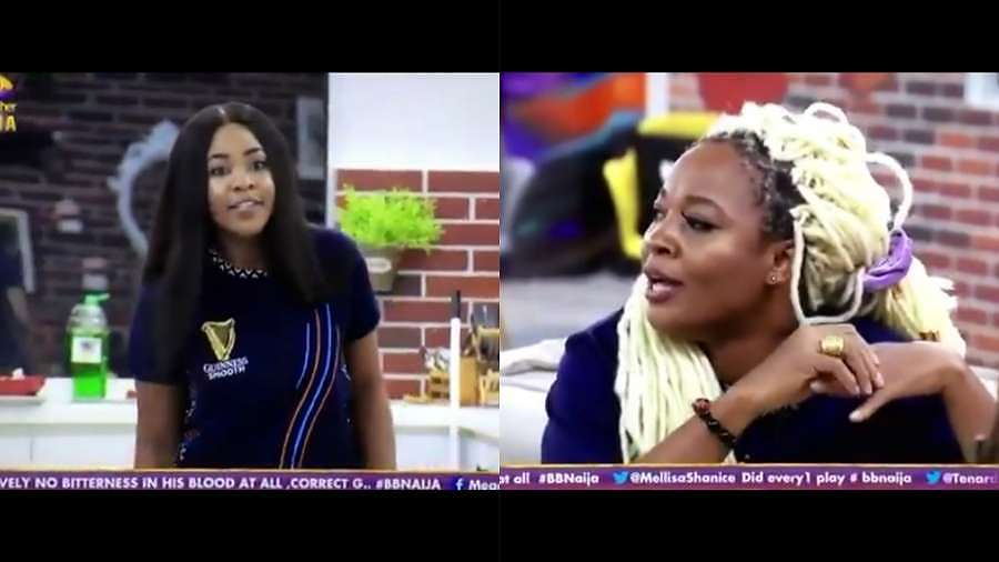 BBNaija: Fight and make-up – Erica vs Lucy