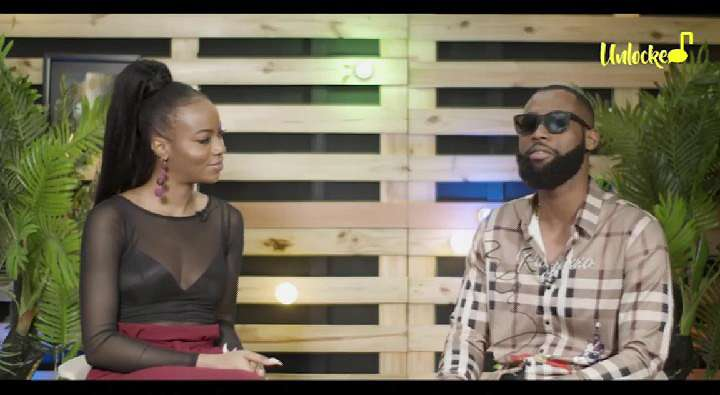 BBNaija: Tochi reveals in interview the source of his 'fake' accent