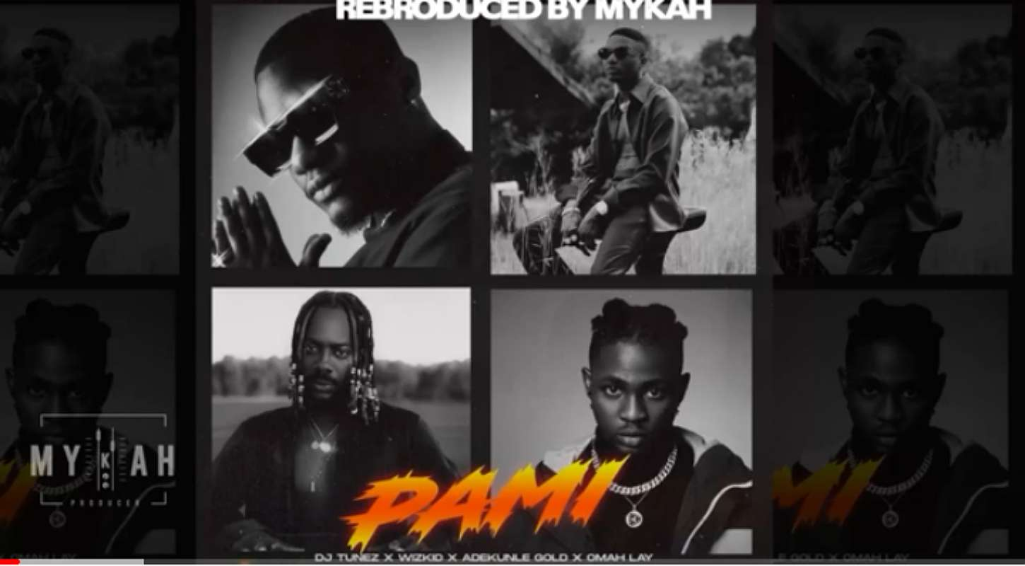 Download Instrumental Dj Tunez – Pami ft. Wizkid x Omah Lay x Adekunle Gold (Reprod by Mykah)