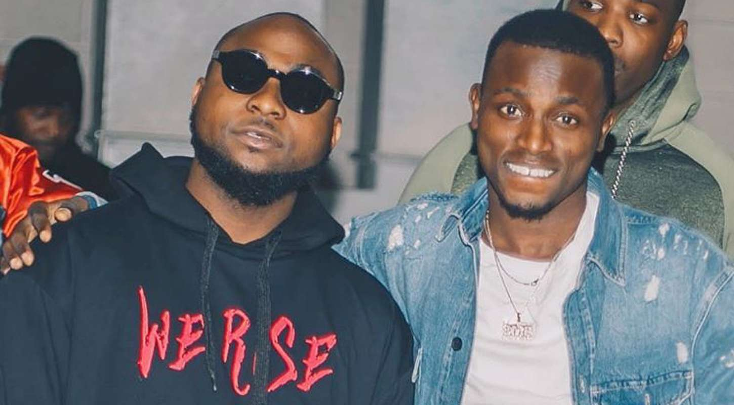 Davido sacks his Personal Assistant Aloma, appoints new PA